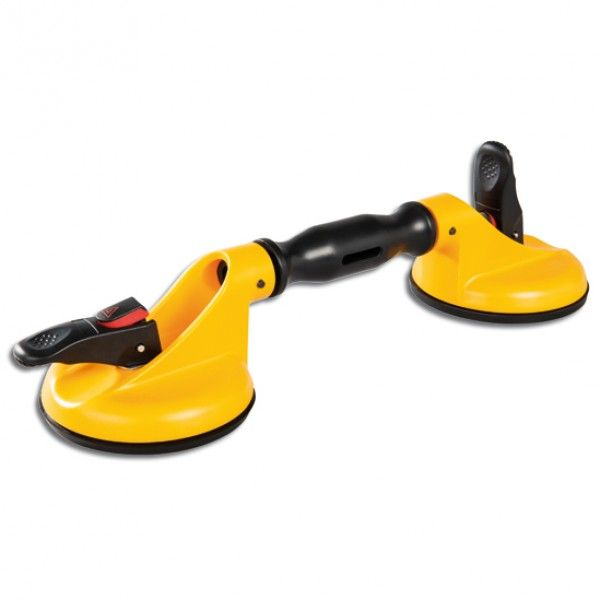 55kg Swivel Head Veribor Suction Lifter with Vacuum Indicator