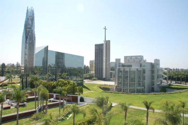 Christ Cathedral, California