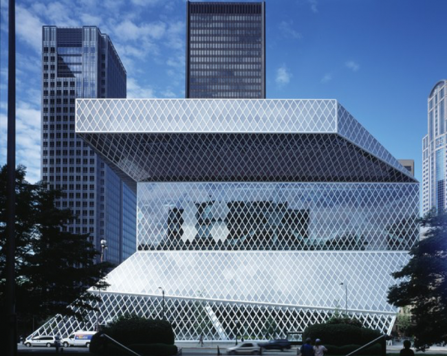 Seattle Central Library, Seattle