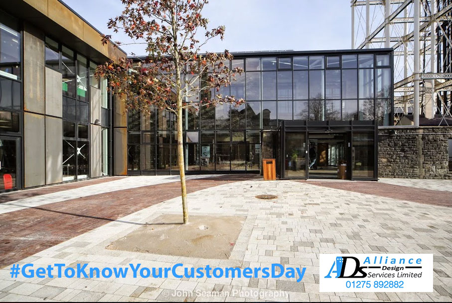 #Get to Know your Customers Day