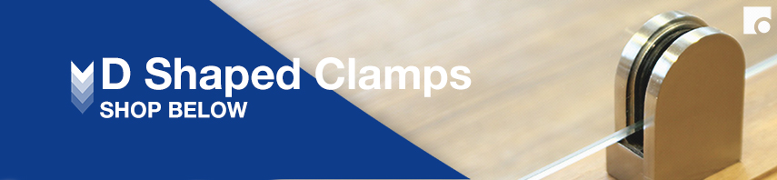 D Shape Clamps