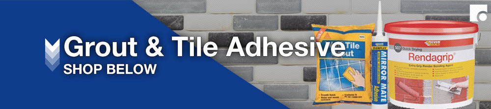 Grout & Tile Adhesive
