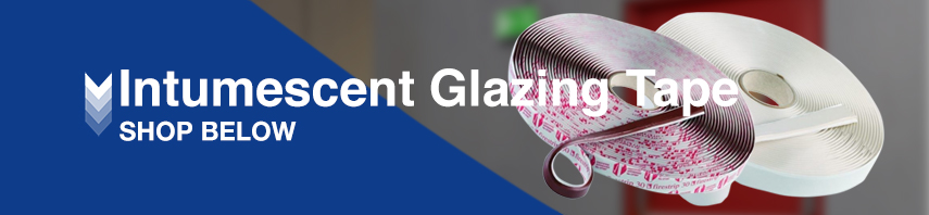 Intumescent Glazing Tape