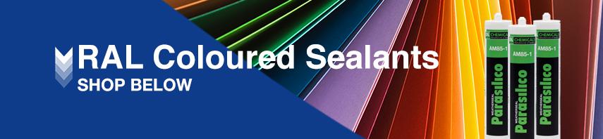 RAL Coloured Sealants