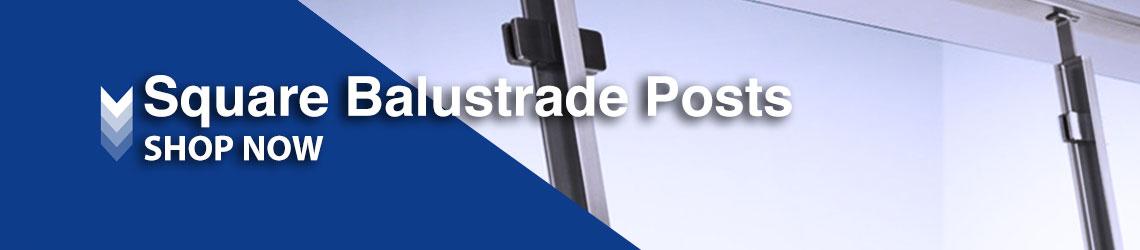 Square Balustrade Posts