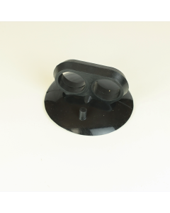 Dortech 5kg Suction Lifter, All-Rubber with Two Finger Holes