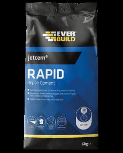 Everbuild Jetcem Rapid Repair Cement 6kg