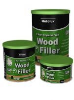 Metolux Two Part Wood Filler - Black Oak - 275ml