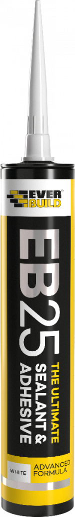 EB25 Sealant + Adhesive - Black