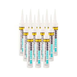 Box of 25 Arbomast BR - One Part Butyl Based Sealant