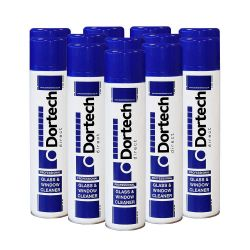 Box of 12 Dortech Bohle Professional Glass Cleaner