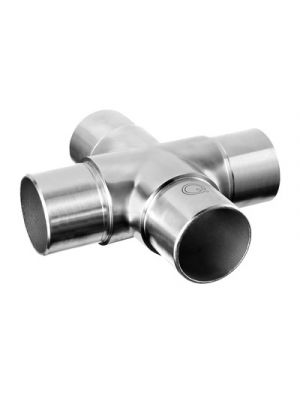 Cross Connector for Handrails