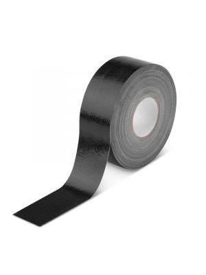 Cloth Adhesive Repair Tape - 25mm Black