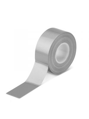 Cloth Adhesive Repair Tape - 25mm Grey