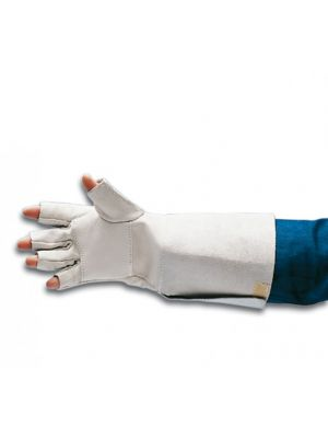 Protective Kid Leather Gloves