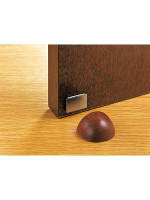 Solid Magnetic Wood Door Stop / Wedge