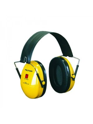 3M. Peltor Optime I, Folding Ear Defenders.