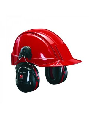 Peltor Optime 3 Clip On Helmet Mounted Ear Defenders - SNR34