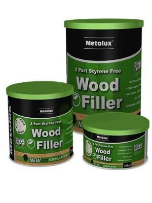 Metolux 2 Part Wood Filler