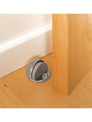 Metallic Door Stop with Screw