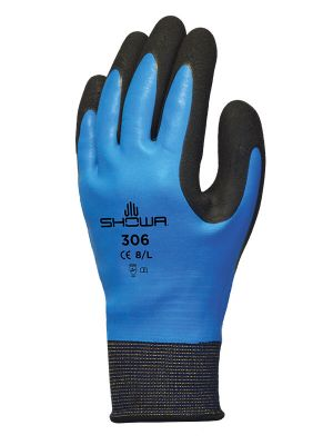 Showa 306 Breathable Fully Coated Latex Grip