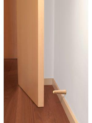 Wooden Wall Door Stop