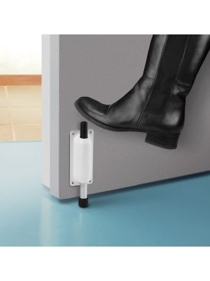 Foot Operated Door Holder