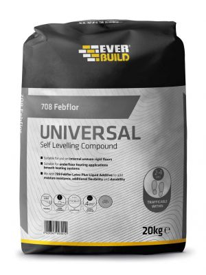 708 Febflor Universal Self Levelling Compound