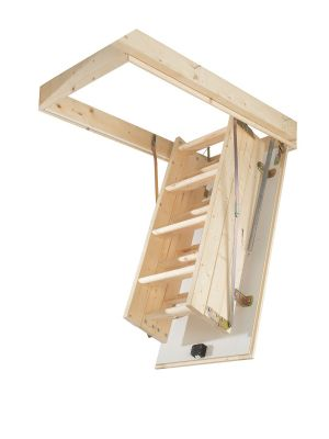 Timber Complete Loft Ladder Kit