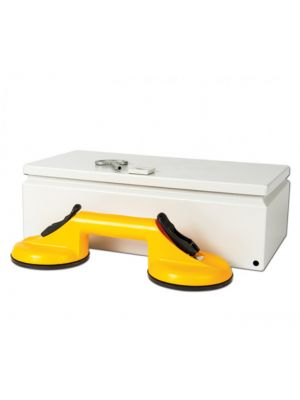 Security Lock for Suction lifter Box