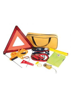 Car Emergency Kit, 9 Piece