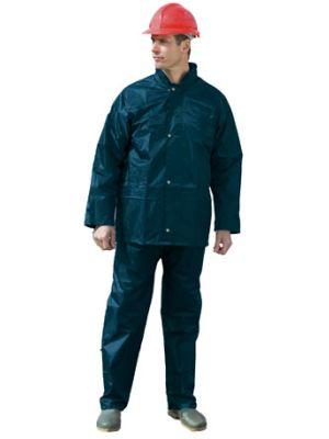 Arco Essentials Lightweight Rainsuit Navy S-XXL