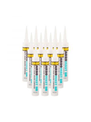Box of 12 Arbomast BR - One Part Butyl Based Sealant