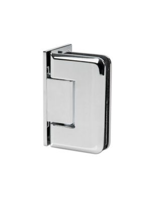 Barcelona Shower Door Hinge - 1 Side Wall Mounted