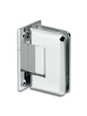 Barcelona Shower Door Hinge- Both Sides Wall Mounted