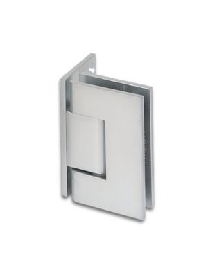 Bilbao Shower Door Hinge- 1 Side Wall Mounted