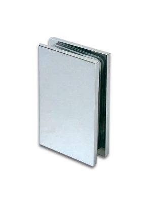Bilbao Shower Door Connector - Glass To Wall