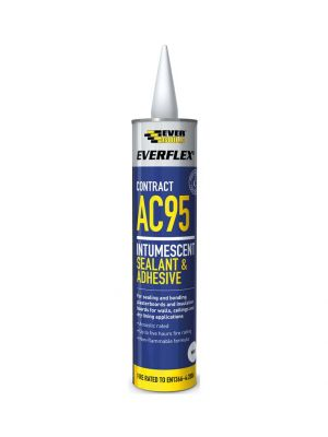 Everflex Premium AC95 Intumescent Acoustic Sealant