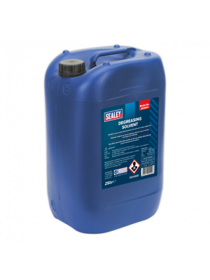 Sealey Degreasing Solvent 25 Litre