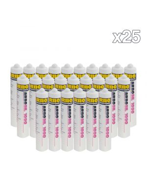 Box of 25 Arbosil 1090 Silicone Sealant