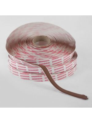 Arboseal White Intumescent Fire Resistant Tape, 15mm x 3mm x 12M