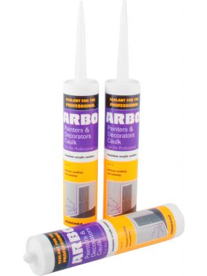 Professional Arbo Painter and Decorators Caulk