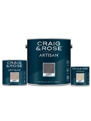 Craig & Rose Artisan Stone Effect - 2.5L
