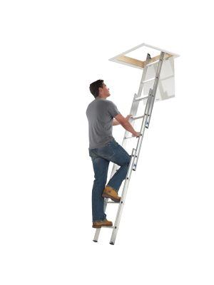 Aluminium Sliding Loft Ladders