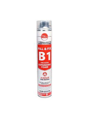 Timco B1 Fill & Fix Fire Rated Foam