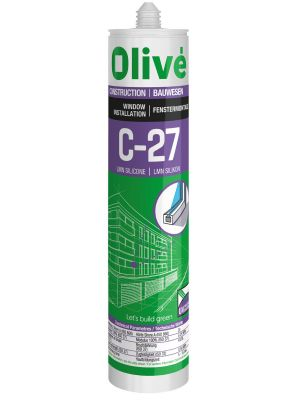 Olive C-27 LM Neutral Silicone