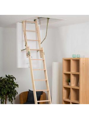 Loft Ladder Dolle Click Fix 76