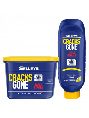 Selleys Cracks Gone Rapid Multi Repairs - 330ml