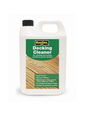 Decking Cleaner - 4 Litres