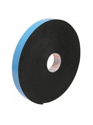 Double Sided PE Black Foam tape, Modified Acrylic
